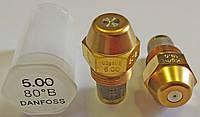Форсунка Danfoss 5.00 Usgal/h 80° B (18.5 kg/h)