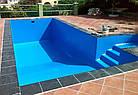 Гидроизоляция водоемов, бассейнов,фонтанов жидкой резиной, фото 4