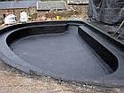 Гидроизоляция водоемов, бассейнов,фонтанов жидкой резиной, фото 3