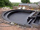 Гидроизоляция водоемов, бассейнов,фонтанов жидкой резиной, фото 7