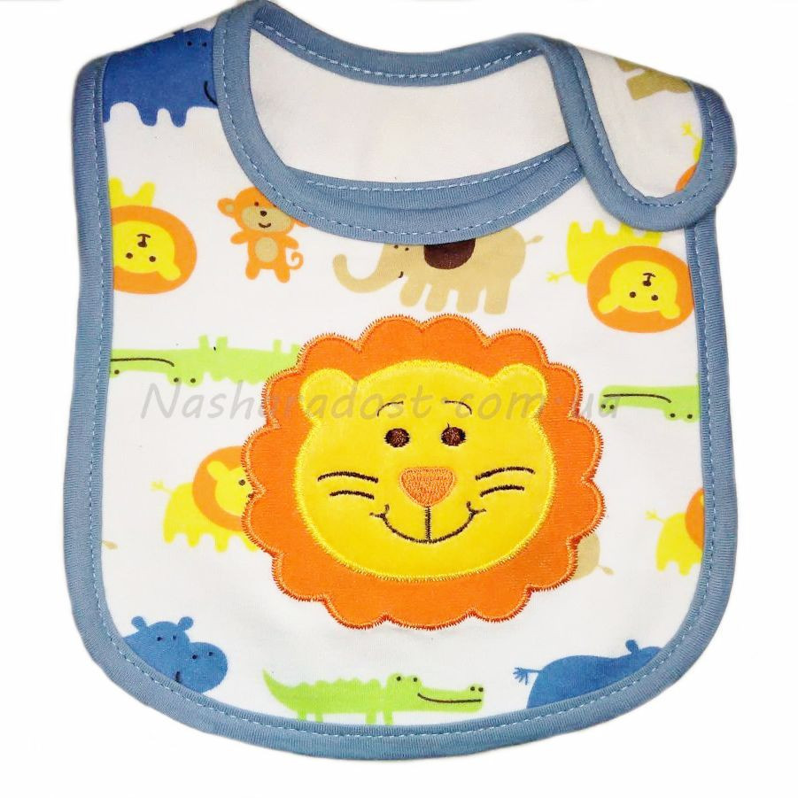 Слюнявчики Carter´s ( Картерс) Little lion  Оптом