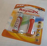 Аккумулятор Raymax R6 (1000 mAh) Ni-MH