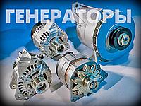 Генератор на двигатель Mitsubishi  S4E, S4E2, S4S, S4Q2, S6E , S6K, S6S, 4DQ5, 4DQ7, 4G63, 4G64, 6D16, 4D56