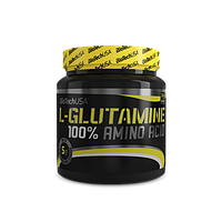 BioTech 100% L-GLUTAMINE 240 г