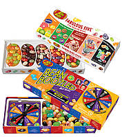 Набор конфет Jelly Belly Bean Boozled Spinner Game и Jelly Belly Fabulous Five 26 вкусов