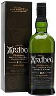 Односолодовый виски Ардбег 10 лет 1л Ardbeg10 years