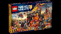 LEGO® Nexo Knights ВУЛКАНИЧЕСКОЕ ЛОГОВО ДЖЕСТРО 70323