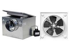 Вентиляторы и вентиляционные системы для предприятий
