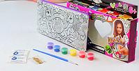 Набор для творчества Раскраска клатч-пенал My Color Clutch