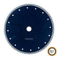 Алмазный диск ТУРБО 230х2,2х8х22,23 мм