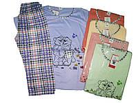 Пижама женская трикотажная, размеры M,  арт. 797-17