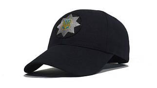 Уставная форменная бейсболка Полиции Украина