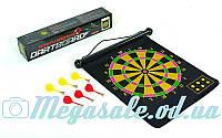 Мишень для игры в дартс магнитная/дартс магнитный Baili 1018: 37x44,5см, 6 дротиков