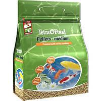 Tetra Pond Pellets Medium корм для всех прудовых рыб в гранулах, 7 л