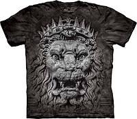 3-D футболка BIG FACE KING LION