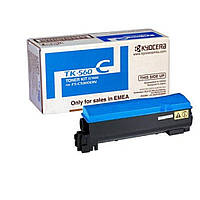 Тонер-картридж Kyocera TK-560C cyan (Для FFS-C5300DN) 10K (1T02HNCEU0)