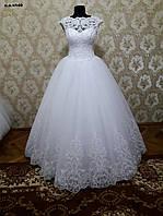 Выпускное платье .Блеск