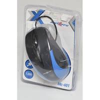 Мышка проводная Maxxtro MC-401