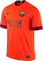 Форма Барселона выездная Суарез 9 номер 2014 - 2015 размер 28 на рост 115 см