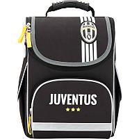 Рюкзак школьный каркасный (ранец) Kite 501 Juventus JV17-501S
