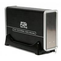 Внешний карман Agestar SCB 3 AH1 для HDD 3.5 USB2.0/eSATA