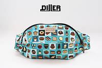 Поясная сумка Diller Cookies