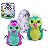 Интерактивная игрушка Spin Master Zoomer Hatchimals Пингви в яйце