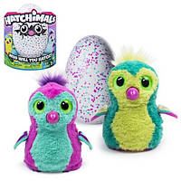 Интерактивная игрушка Hatchimals Пингвин в яйце Spin Master, фото 1