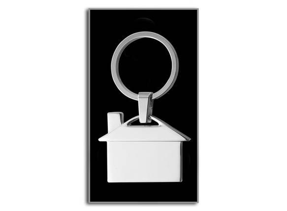 "Брелок с логотипом компании ""Домик"", фото 2"