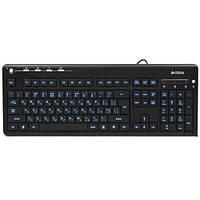 Проводная клавиатура с подсветкой A4Tech KD-126