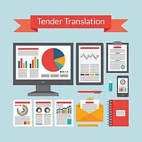 Перевод тендерной документации