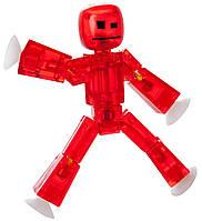 Фигурка для анимационного творчества STIKBOT S1 (красный), фото 1