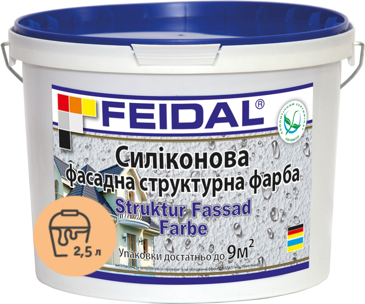 Struktur Fassad Farbe силиконовая фасадная краска цена ...