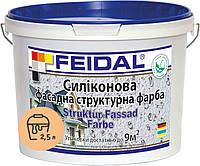 Struktur Fassad Farbe силиконовая фасадная краска