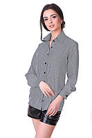 Блузка K&ML 441 Серый