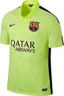 Форма Барселона резервная 2014 - 2015
