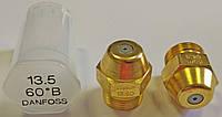 Форсунка Danfoss 13.50 Usgal/h 60° B (54.3 kg/h)