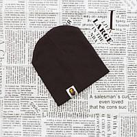 Демисезонная трикотажная шапка Варе для малышей от 4 до 6 мес.  Оптом