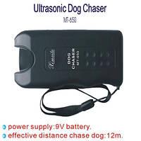 УЛЬТРАЗВУКОВОЙ ОТПУГИВАТЕЛЬ ULTRASONIC DOG CHASER MT-650E