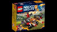 LEGO® Nexo Knights ГЛОБОСТРЕЛ 70318