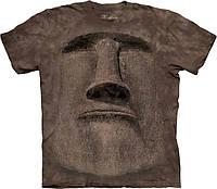 3-D футболка EASTER ISLAND