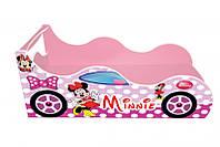 Кровать машина Минни Маус