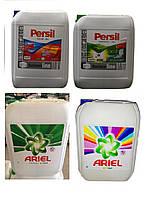 Купить Гель для стирки PERSIL и ARIEL 10л