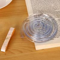 Защитная прозрачная силиконовая лента на углы мебели   Оптом