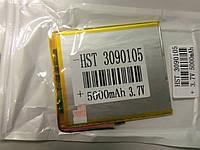Внутренний Аккумулятор   3.2*90*105   (5000 mAh 3,7V) 3090105  AAA класс в Запорожье