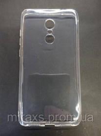 Силиконовый чехол для Xiaomi Redmi Note 4, Remax 0.2 мм