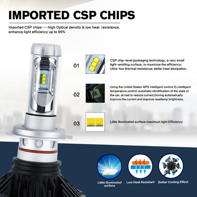 Комплект ламп ксеноновых Clearlight H27 880 4300K (2шт.)