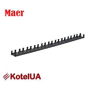 Планка крепежная для трубы 16 и 20 мм, теплые пол и стены