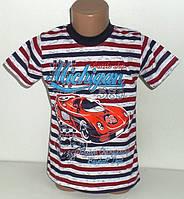 """Качественные турецкие футболки  для мальчиков""""Michigan""""  2,3,4,5,6 лет"""
