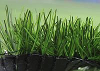 Искусственная трава  высота газона 15мм, Вес 1010г/м2.Ширина 2 и 4 м.